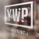 Stampa PVC adesivi per vetrine