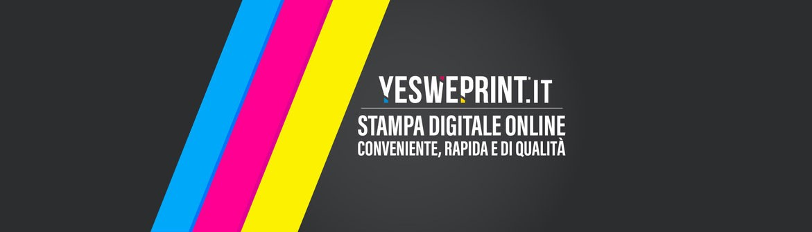 Stampa digitale online - YesWePrint